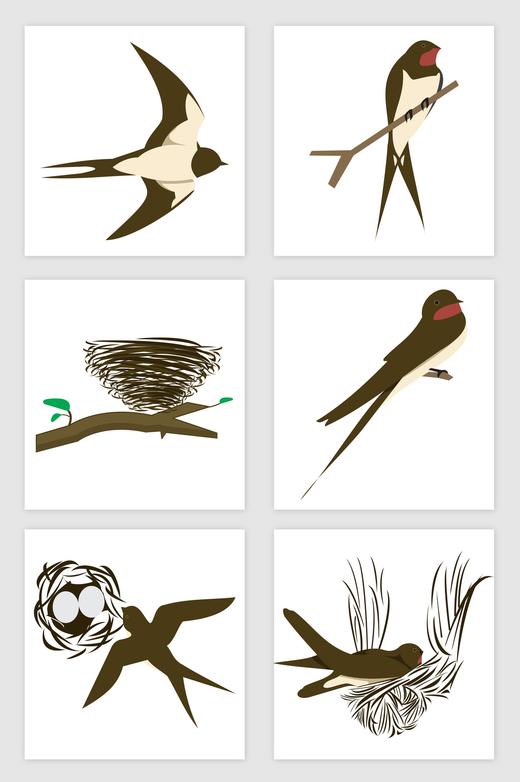 1024x1540 Swallow Bird] Png Images,vector And Psd Free Download On
