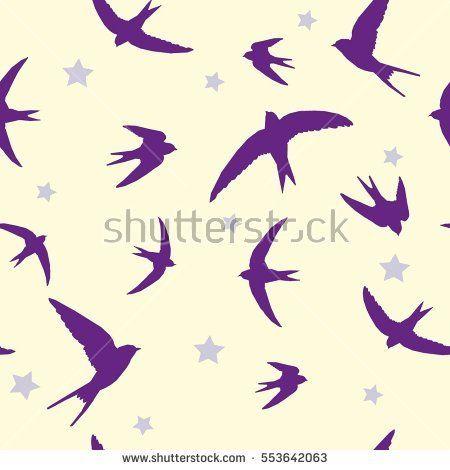 450x470 Swallow Bird Vector Illustration Swallow Bird