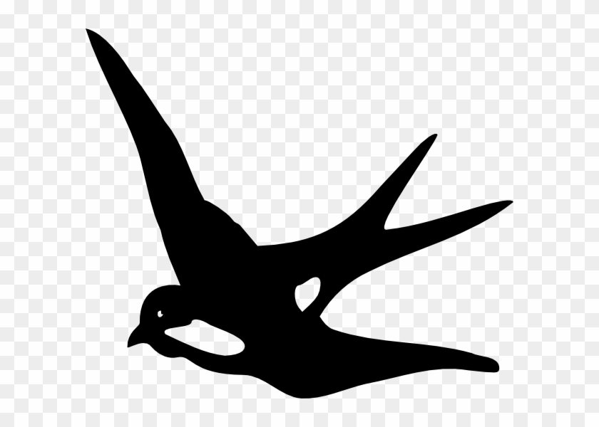 840x600 Clipart Of Swallow Bird Clip Art At Clker Com Vector