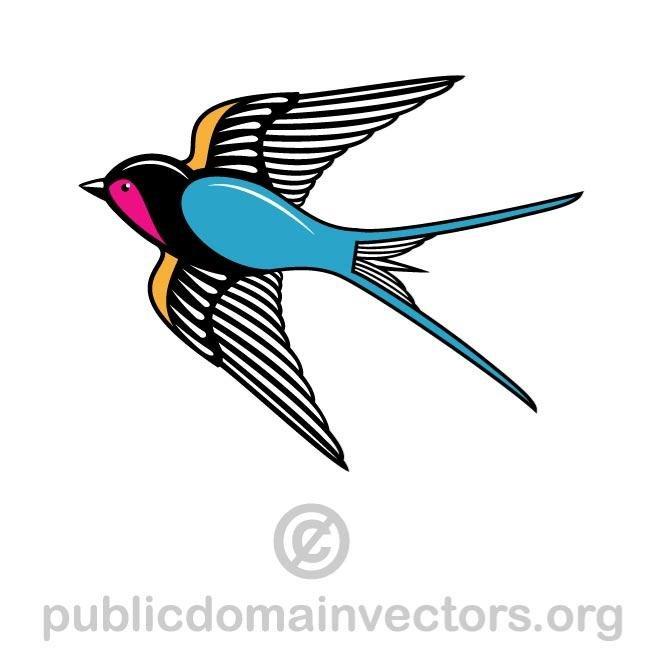 660x660 Free Swallow Vector Image.eps Psd Files, Vectors Amp Graphics