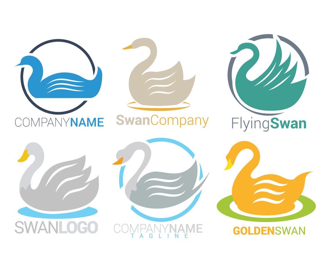 1136x936 Swan Vector Vector Art Amp Graphics