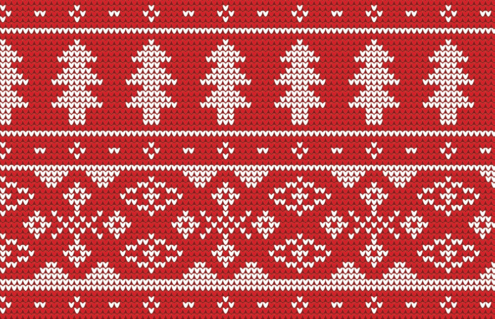 Sweater Texture Vector