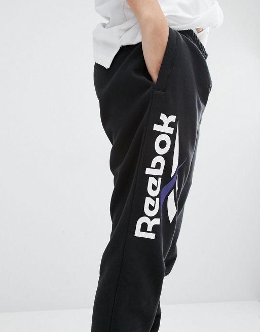 513x655 Low Price Su515075 Reebok Classics Vector Sweatpants Women Black