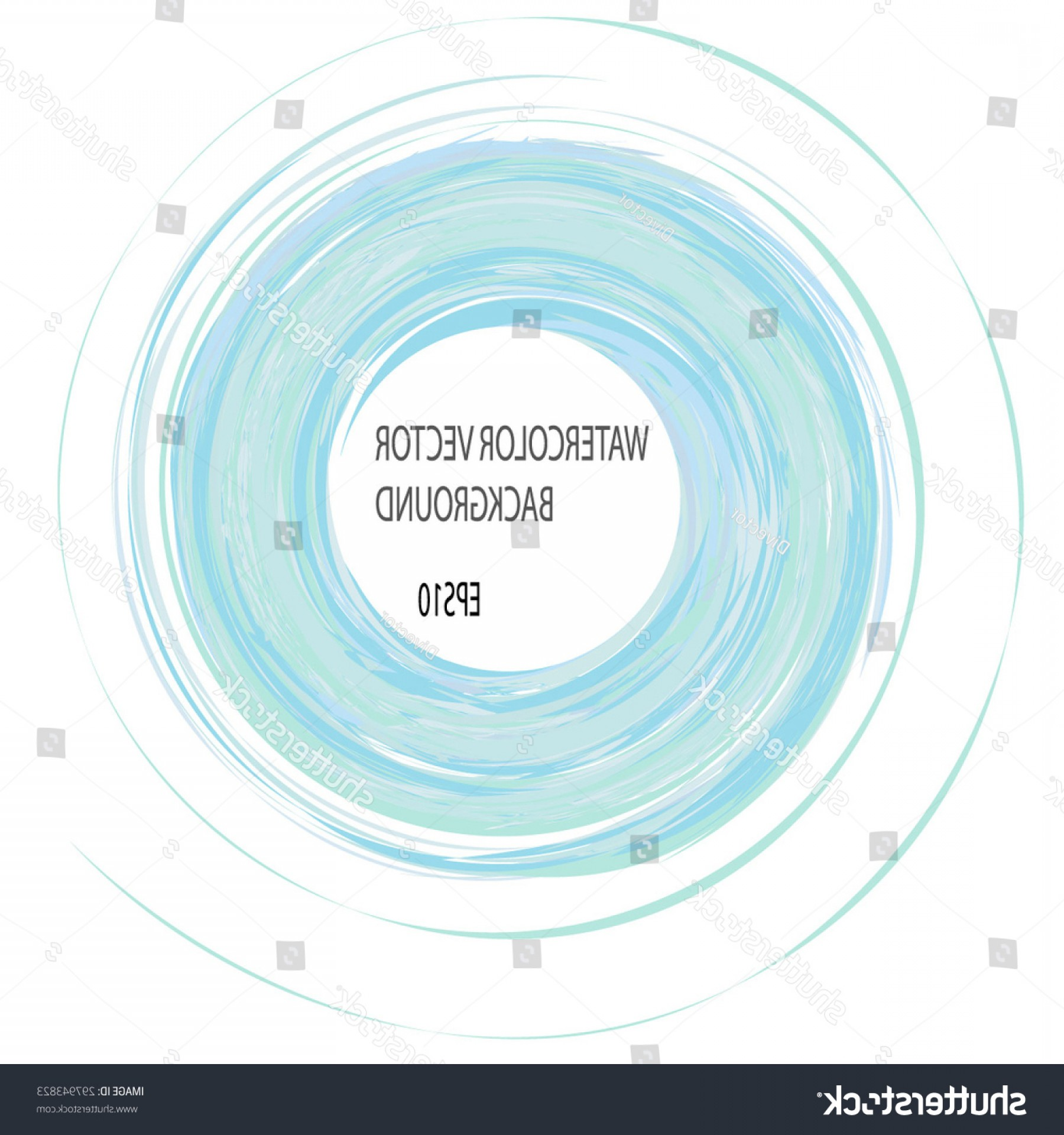 1800x1920 Vector Watercolor Light Blue Swirl Backgroundvector Rongholland