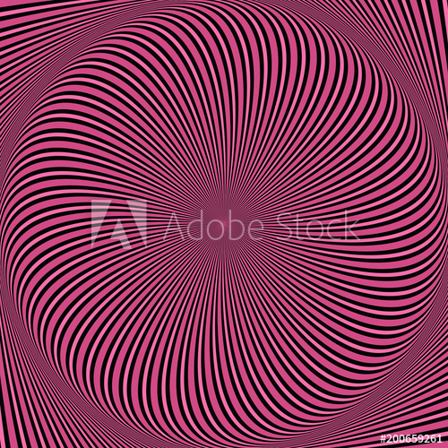 500x500 Abstract Hypnotic Swirl Background