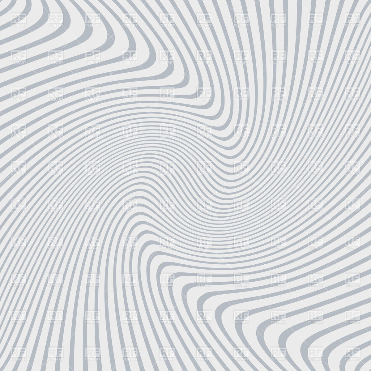 1200x1200 Pattern With Swirl Of Distorted Lines Vector Image Vector