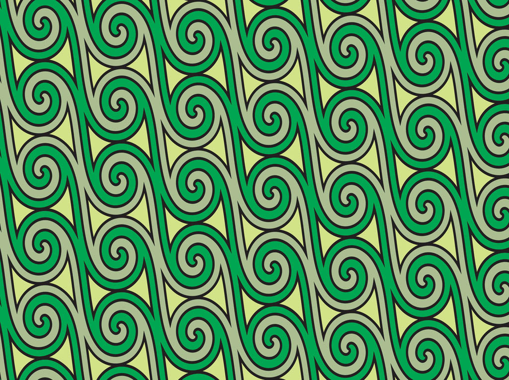 1024x765 Swirls Pattern Vector Vector Art Amp Graphics