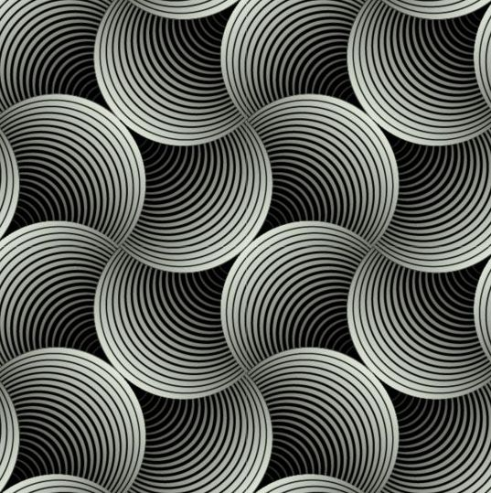537x539 Circel Swirl Pattern Seamless Pattern Vector 03 Free Download
