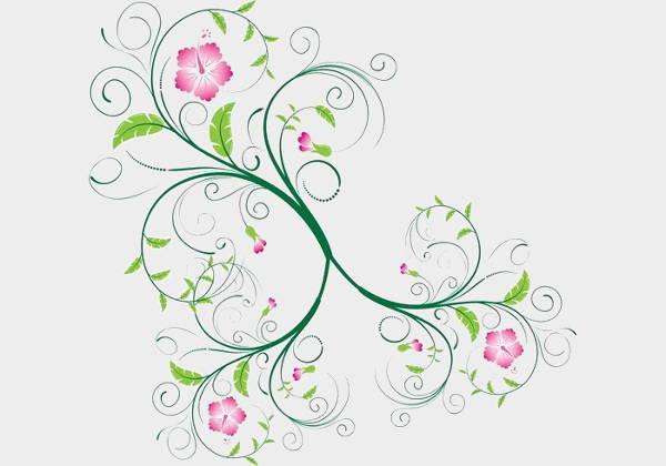 Swirl Vector Art