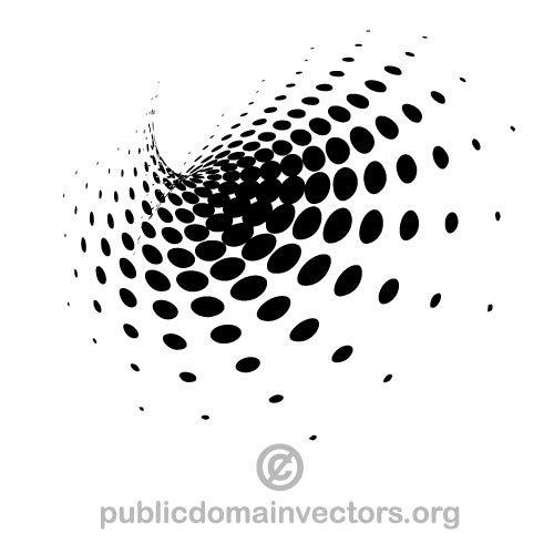 500x500 23427 Black Swirl Design Clip Art Free Public Domain Vectors
