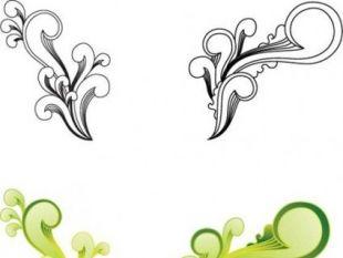 310x233 Swirl Vector Graphics Free Vectors Ui Download