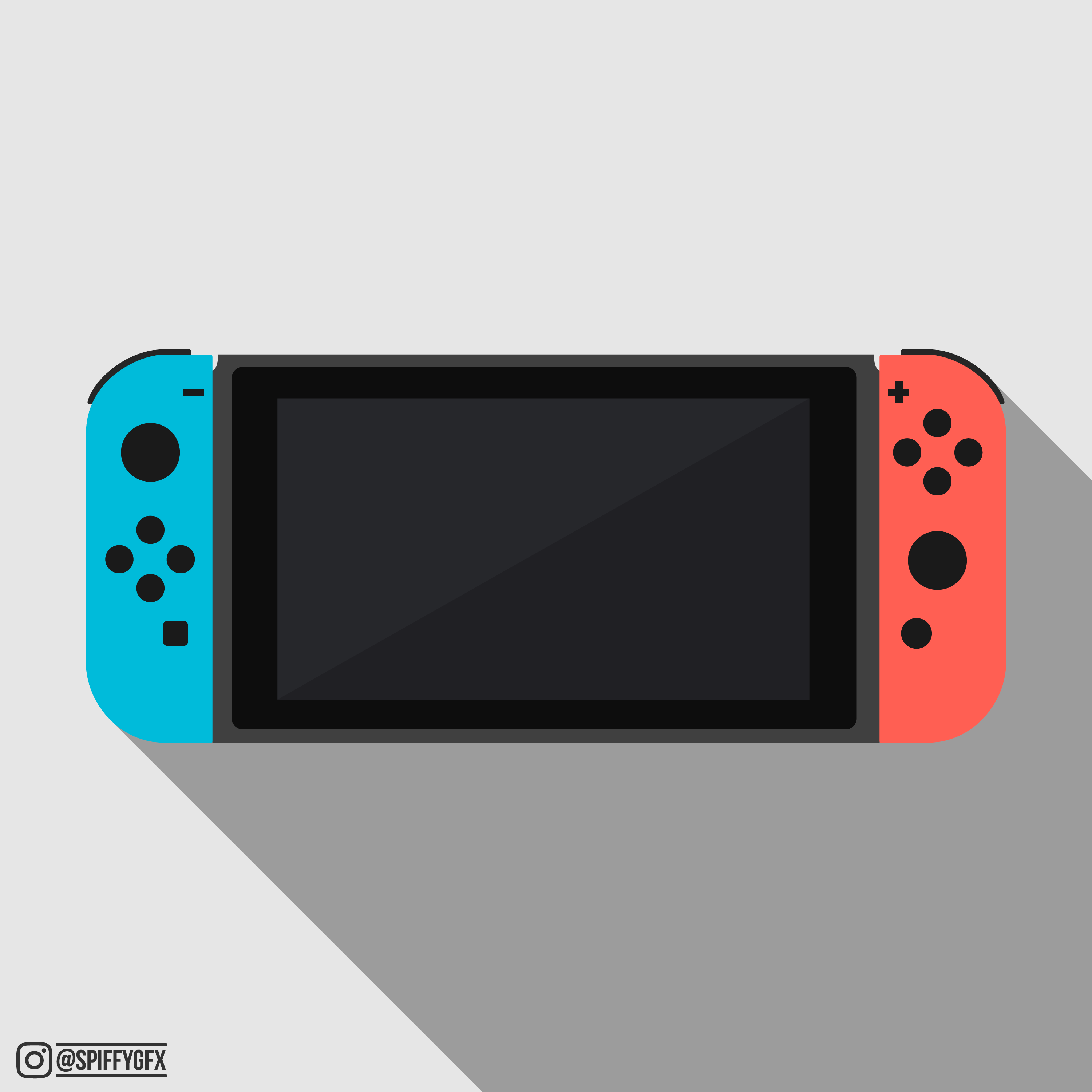 3000x3000 Made A Simple Vector For The Switch! Nintendoswitch