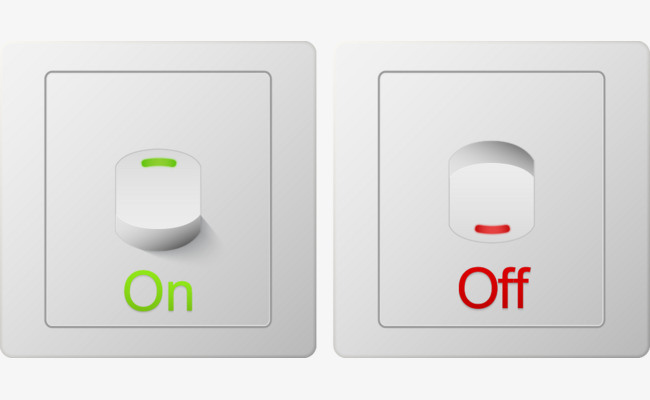650x400 Vector Switch, Switch, Vector, Electric Light Png And Vector For