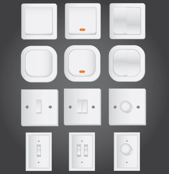 581x597 Electrical Switch Vector Free Vector In Encapsulated Postscript