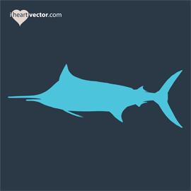 270x270 Swordfish Vector