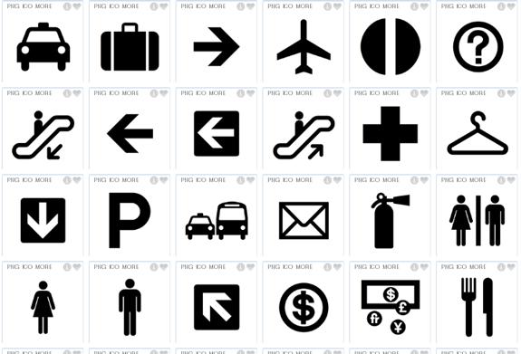 575x391 45 Free Small Symbols Vector Icon Sets The Design Work
