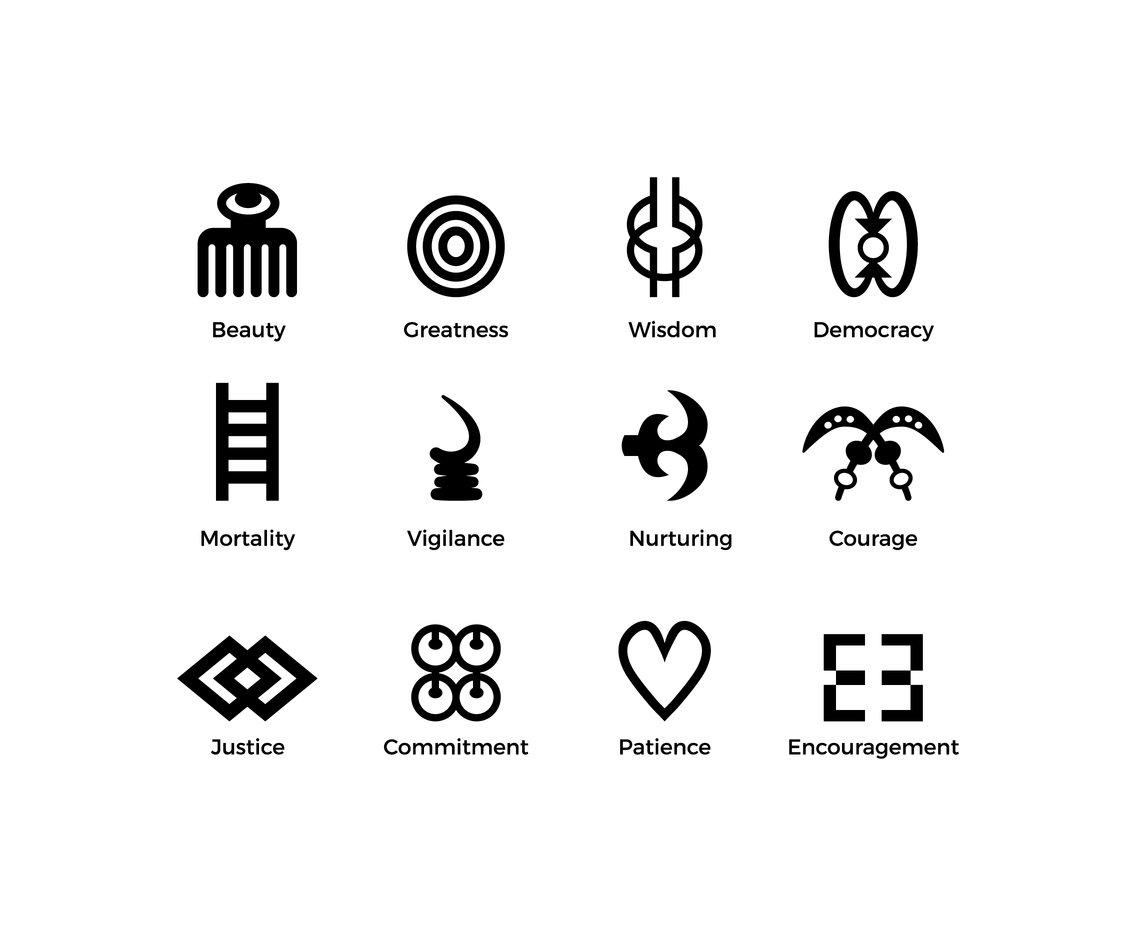 1136x936 Free African Symbols Vector Vector Art Amp Graphics
