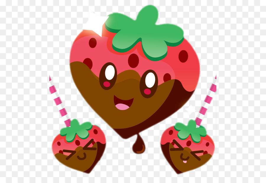 900x620 Strawberry Chocolate Syrup Amorodo Illustration