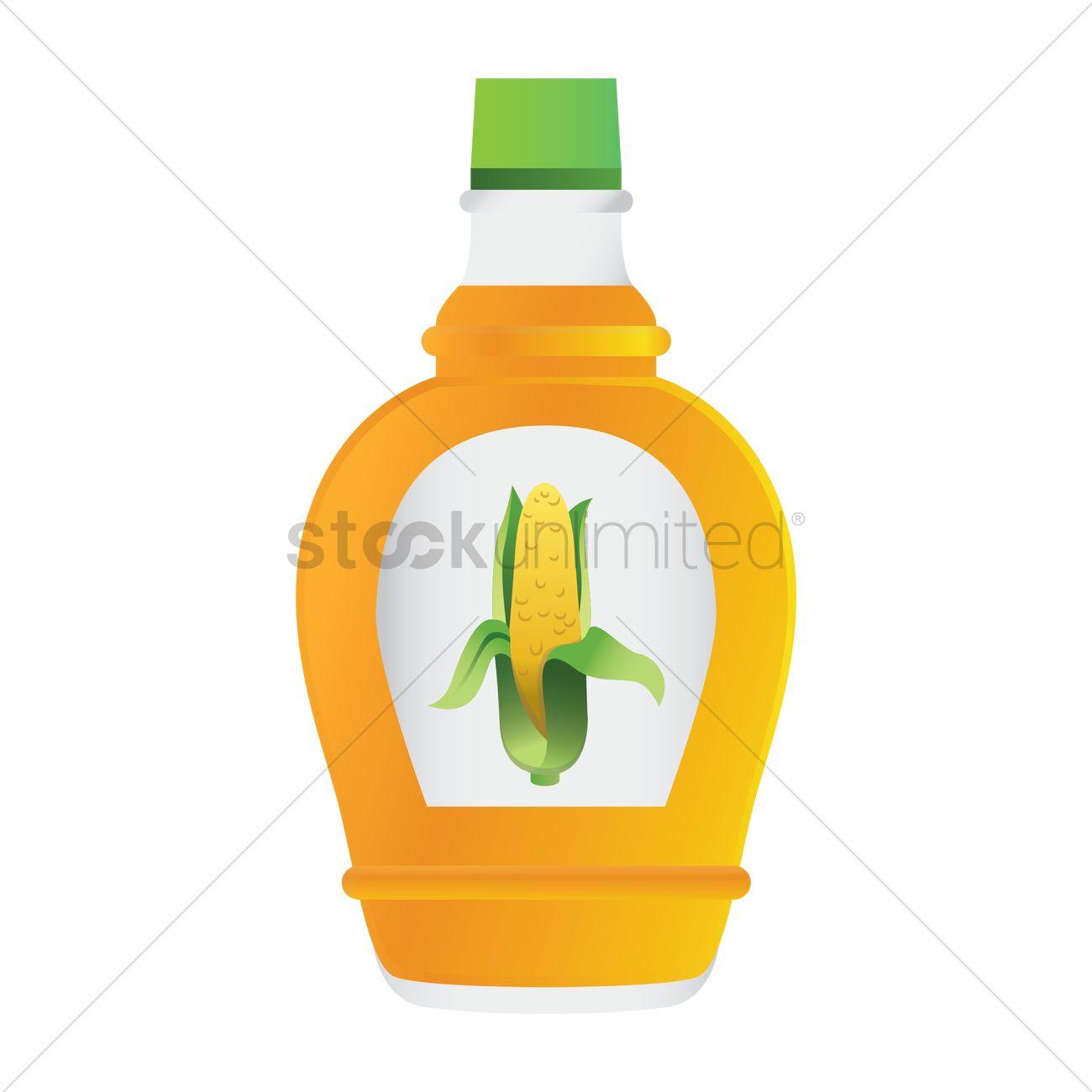 1300x1300 Corn Syrup Vector Image