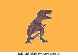 270x194 Free Vector T Rex Art Prints And Wall Artwork Freeart