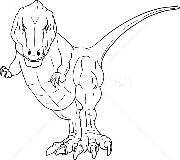 600x533 T Rex Vector Illustration Pavel Bortel (Pavelmidi) ( 4599235
