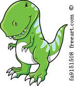 155x179 Free Art Print Of Tyrannosaurus Dinosaur Vector . Tyrannosaurus