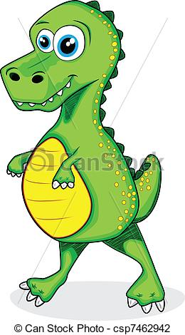 260x470 Cute Dinosaur T Rex . Vector Illustration Of A Cute Dinasaur T Rex