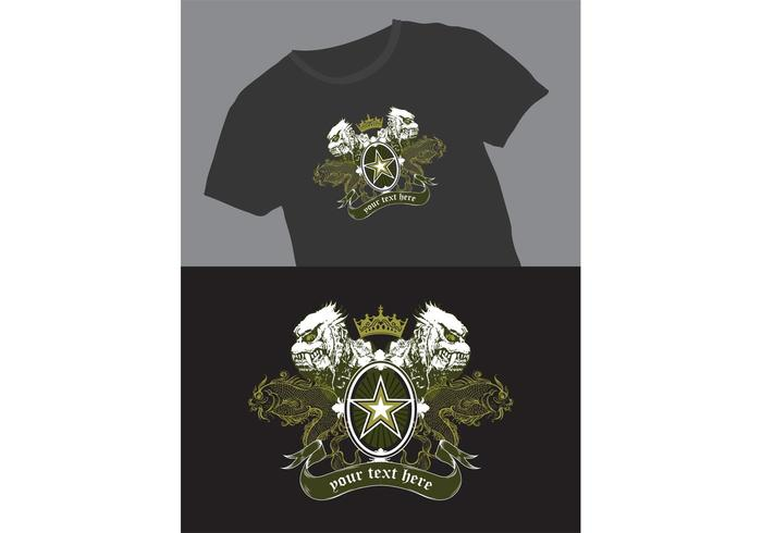 700x490 Free Vector T Shirt Graphics