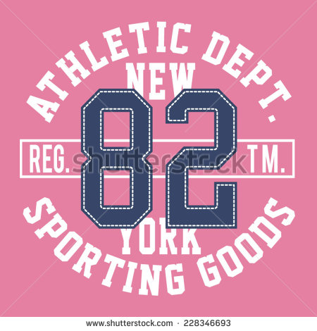 450x470 T Shirt Vector Graphics College Athletic Girl Typography T Shirt