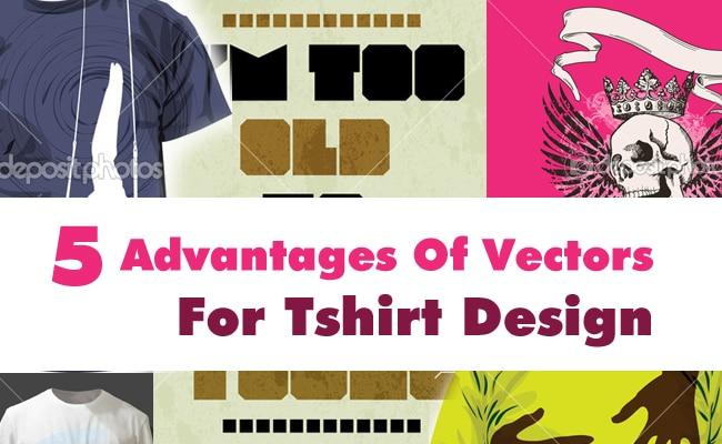 650x400 5 Advantages Of Vectors For Tshirt Design