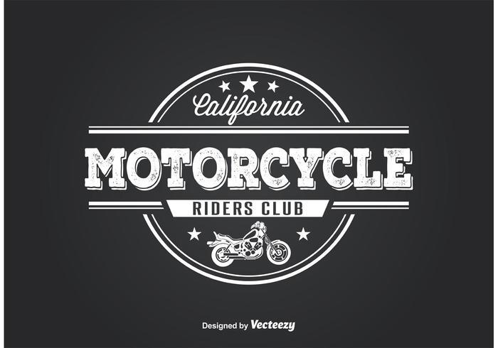 700x490 Motorcycle Club T Shirt Design