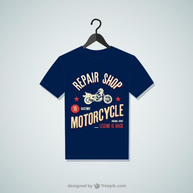 626x626 Repair Shop T Shirt Vector Free Download