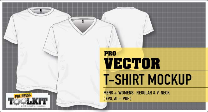 664x359 The Ultimate Vector Garment Mockup Kit Is Here!