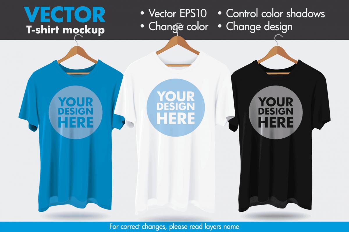 1200x800 Vector Hanger Tshirt Mock Up Mockup Template