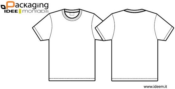 563x288 T Shirt Template Vector Free Vector In Encapsulated Postscript Eps