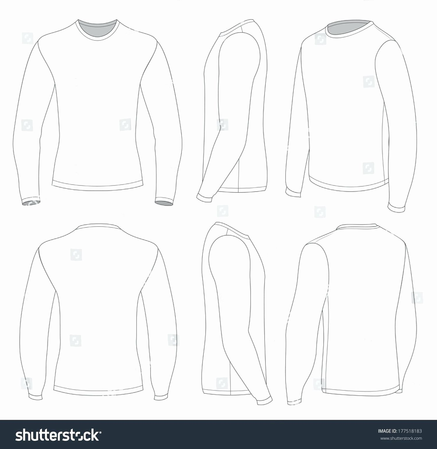 1500x1542 Vector Blank T Shirt Template Front And Back Lauren Goss