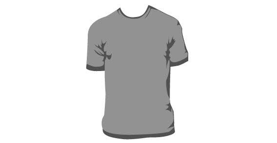 568x294 T Shirt Templates Vectors Download Free Vector Art