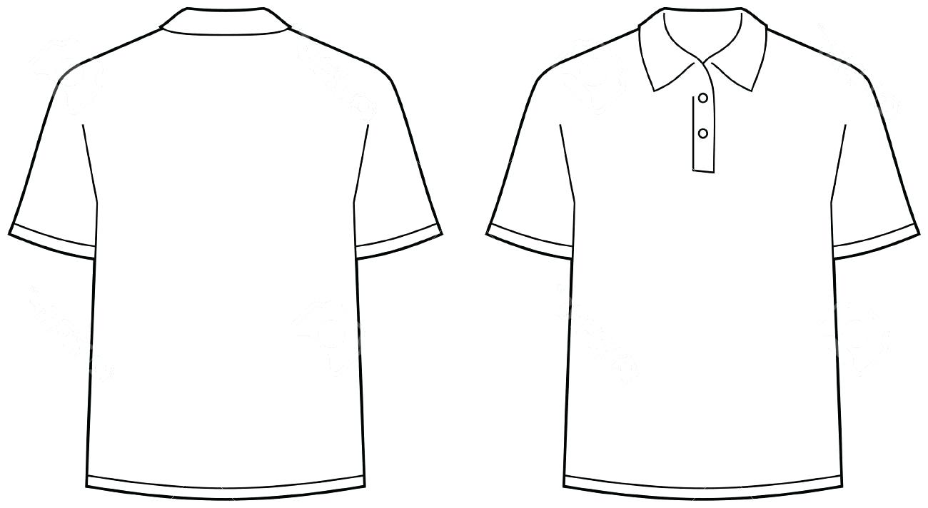 T Shirt Template Vector Free Download At Getdrawings Free Download