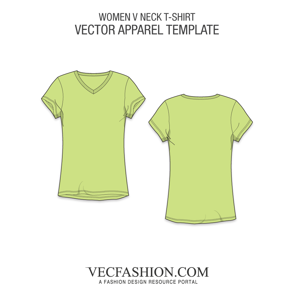 1000x1000 T Shirt Model Vector Free Download