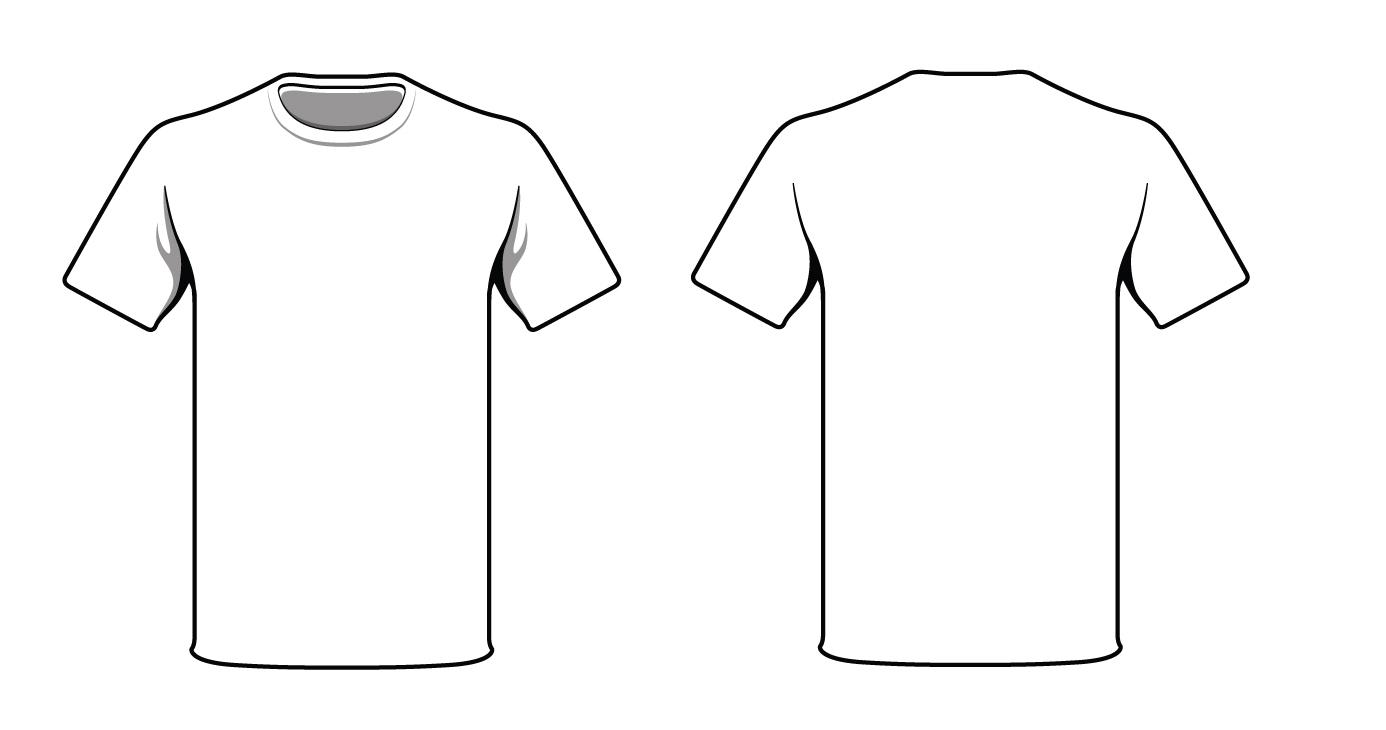 1386x730 Tshirt Png Outline Transparent Tshirt Outline.png Images. Pluspng
