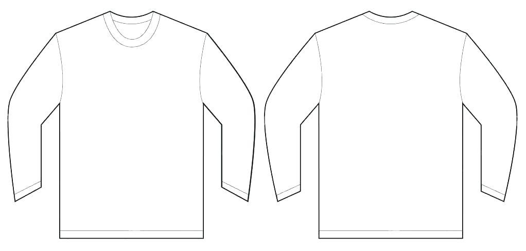 1022x488 T Shirt Vector Template Illustrator. T Shirt Design Template