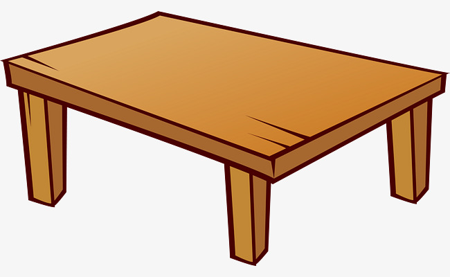 650x400 Table Png Vector Material, Table Vector, Table, Woody Png And