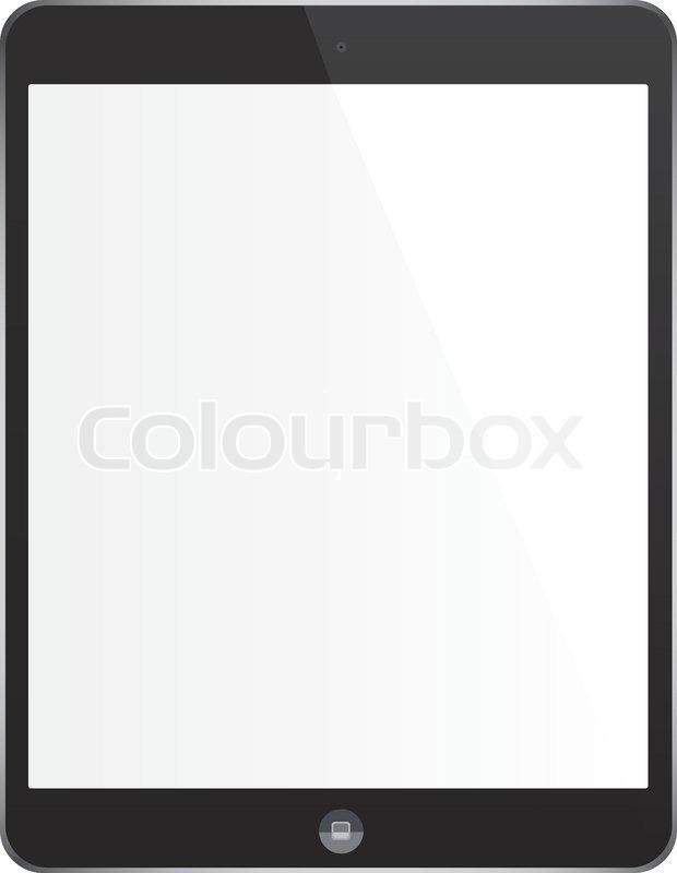 620x800 White Tablet Pad, Ipad