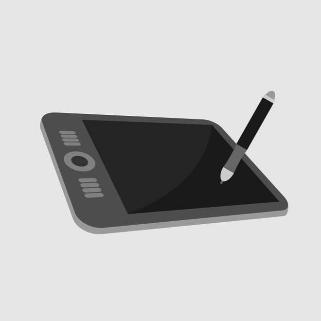 660x660 Graphic Tablet Free Vectors Ui Download