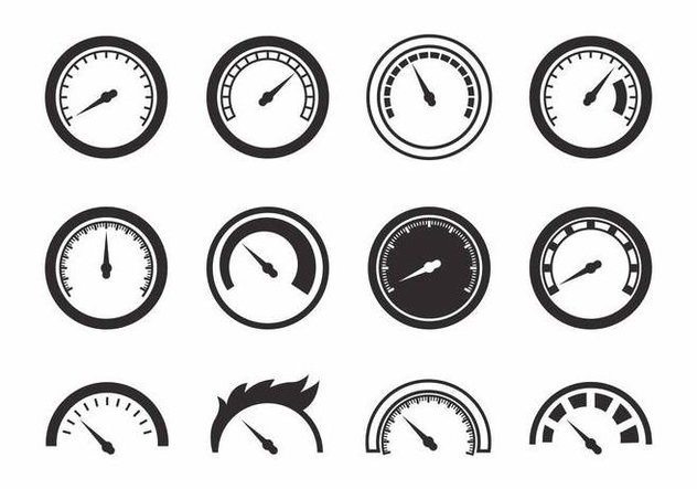 632x443 Free Tachometer Icons Vector Free Vector Download 387665 Cannypic