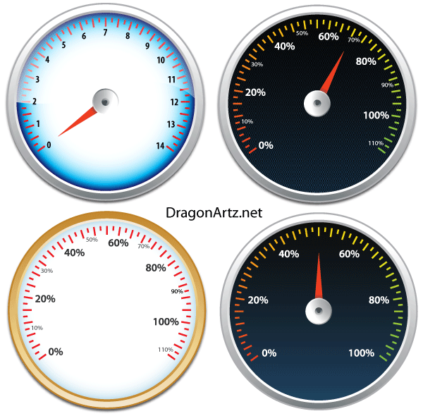 600x590 Free Tachometer Vector Free Psd Files, Vectors Amp Graphics