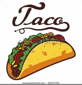 287x300 Soft Taco Clipart Free Images