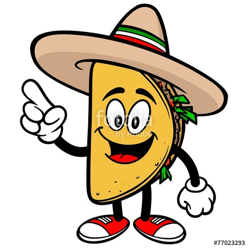 500x500 Taco Talking Stock Image And Royalty Free Vector Files On Fotolia
