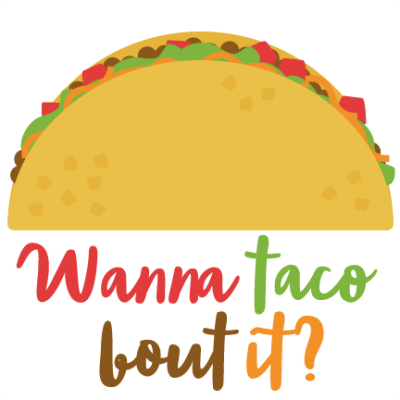 400x400 Collection Of Free Taco Vector Tuesday. Download On Ubisafe