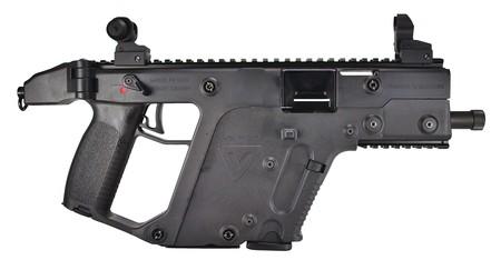 450x243 Kriss Arms Vector Sdp Pistol .45 Acp 5.5in 13rd Black Threaded